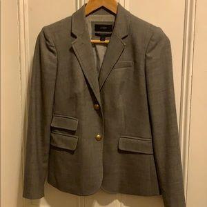 J crew schoolboy blazer